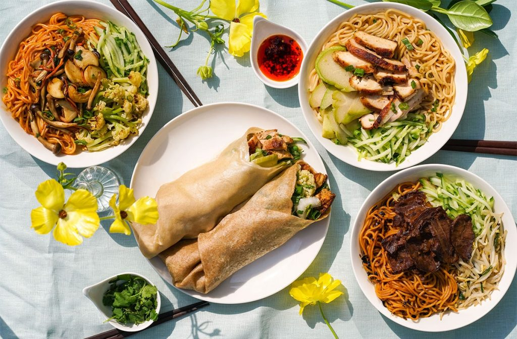 Best recommendations for an ultra-luxurious Chinese lunch
