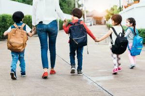 Choosing the right preschool for your little champ