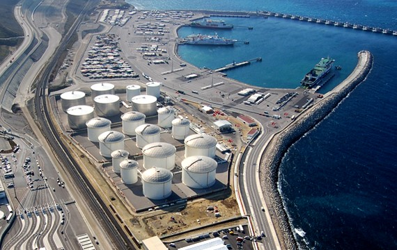 What are Oil Terminals
