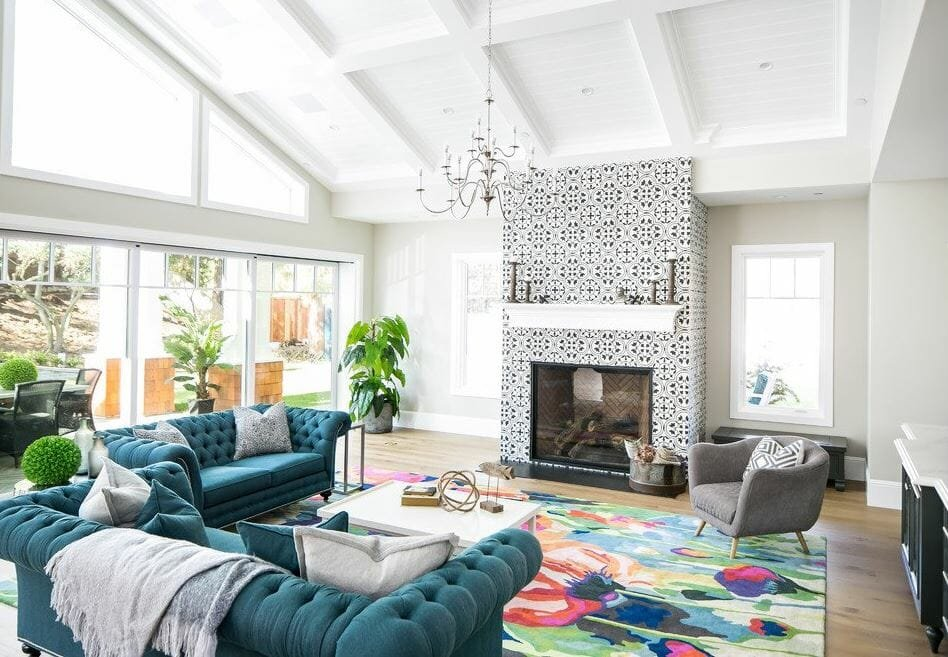 Types of home interior designs