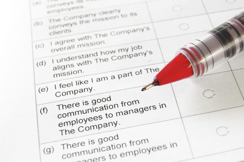 Employee engagement surveys - Benefits & considerations